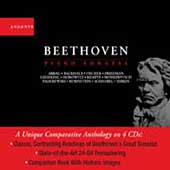 Beethoven: Piano Sonatas / Gieseking, Kempff, Fischer, et al