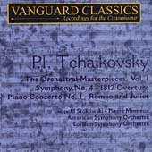 Masterpieces - Tchaikovsky: Orchestral Masterpieces Vol 1