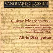 Virtuoso Guitar Masterpieces