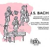 The Bach Guild - Bach: Concertos for Harpsichord / Heiller