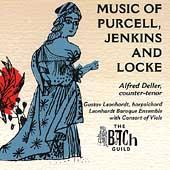 The Bach Guild - Music of Locke, Purcell, Jenkins/ Deller, et al