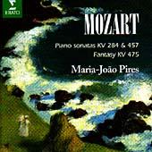 Mozart: Piano Sonatas K284 & K457, Fantasy K475 / Pires