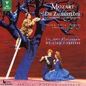 Mozart: Die Zauberfloete / Christie, Blochwitz, Dessay, et al