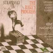 Stravinsky: The Rake's Progress / Nagano, Upshaw, Hadley