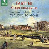Tartini: Violin Concertos / Scimone