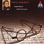 Brahms: The Franz Schubert Collection Vol 5 - Impromptus