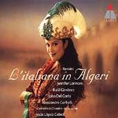 Rossini: L'italiana in Algeri / CobCENT.s, Larmore, et al