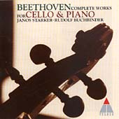 Beethoven: Complete Works for Cello & Piano