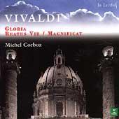 Vivaldi: Gloria, Beatus Vir, Magnificat / Michel Corboz