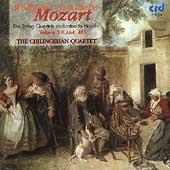 Mozart: The String Quartets dedicated to Haydn Vol 3