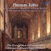 Tallis: Sacred Choral Music / Higginbottom
