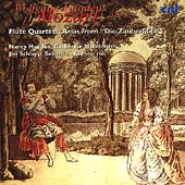 Mozart: Flute Quartets, etc / Hadden, Schlapp, et al