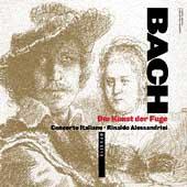 Bach: Die Kunst der Fuge / Alessandrini, Concerto Italiano