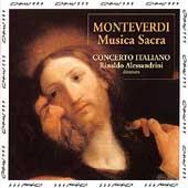 Monteverdi: Musica Sacra / Alessandrini, Concerto Italiano