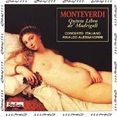 Monteverdi: Quinto Libro di Madrigali / Concerto Italiano