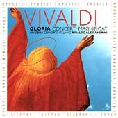 Vivaldi: Gloria, Magnificat, Concertos / Alessandrini, et al