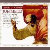 Tesori di Napoli Vol 9 - Jommelli, et al / Florio, et al