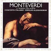 Monteverdi: Le Passioni Dell'Anima / Alessandrini, et al
