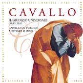 Cavallo: Il Giudizio Universale / Florio, Cappella Turchini