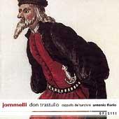 Jommelli: Don Trastullo / Florio, Invernizzi, Nariglio