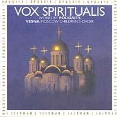 Vox Spiritualis - Podgaits / Ponomarev, Vesna, et al