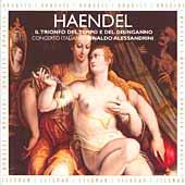 Handel: Il Trionfo del Tempo e del Disinganno / Alessandrini