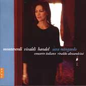 Monteverdi, Vivaldi, Handel / Mingardo, Alessandrini, et al