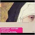 G.B.Pergolesi : Stabat Mater; A.Scarlatti : Stabat Mater / Rinaldo Alessandrini(cond), Concerto Italiano, etc