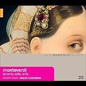 Monteverdi: Lamento della Ninfa - Madrigals from the 8th Book/ Rinaldo Alessandrini, Concerto Italiano