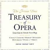 Prima Voce Vol 2 - Treasury of Opera - Historic Recordings