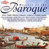 Masters of the Baroque / Shumsky, Wallace, Field, et al