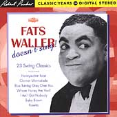 Fats Waller Doesn't Sing (23 Swing Classics/Robert Parker Digital Years In Stereo)