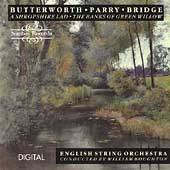 Butterworth, Parry, Bridge: Shropshire Lad / Boughton, ESO