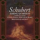 Schubert: String Quartets D 804, D 810 / Brandis Quartet