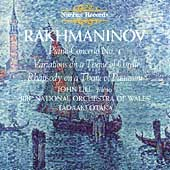 Rachmaninov: Piano Concerto No.4, Variations on a Theme of Corelli Op.42, etc