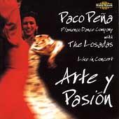 Arte Y Pasion (Live In Concert)