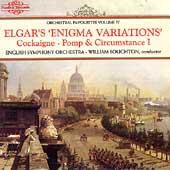Orchestral Favourites Vol IV - Elgar's Enigma Variations