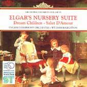 Orchestral Favorites Vol VI - Elgar / Boughton, English SO