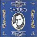 Prima Voce - Caruso