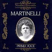 Prima Voce - Giovanni Martinelli