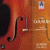 Gounod: Trois Quatuors / Quatuor Danel