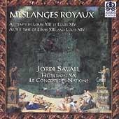 Musica Gallica - Meslanges Royaux /Savall, Hesperion XX, etc