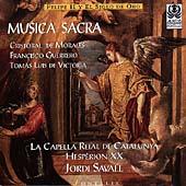 Felipe II y el Siglo de Oro - Musica Sacra / Savall, et al