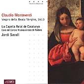 Alia vox Heritage - Vol 1, Monteverdi: Vespro della Beata Vergine / Savall, et al