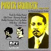 Porter Grainger/Porter Grainger 1923-1929 [1521]