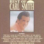 Best Of Carl Smith