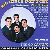 Original Classics Collection Volume 2: Big Girls Don't Cry And 12 Other Hits
