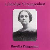 Lebendige Vergangenheit - Rosetta Pampanini