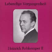 Lebendige Vergangenheit - Heinrich Rehkemper Vol 2