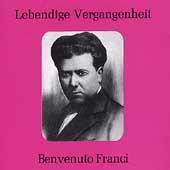 Lebendige Vergangenheit - Benvenuto Franci